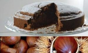 ricetta castagnaccio