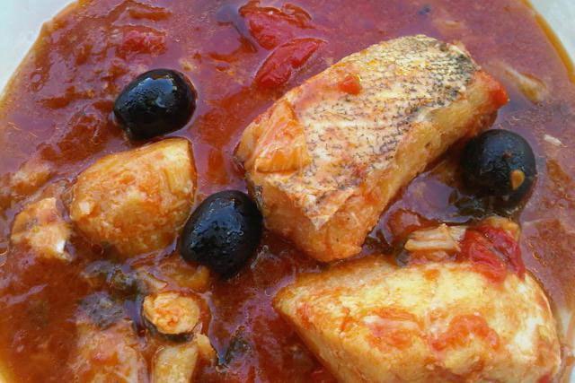 ricetta baccalà barese