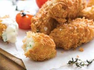 ricetta baccalà crocchette con patate
