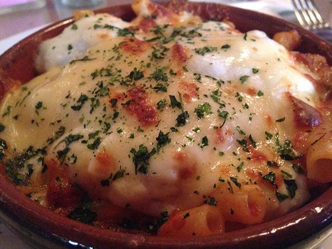 ricetta pasta al forno con scamorza affumicata