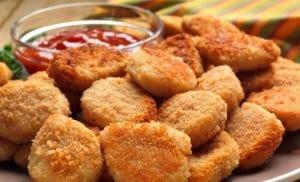 ricetta veloce chicken nuggets