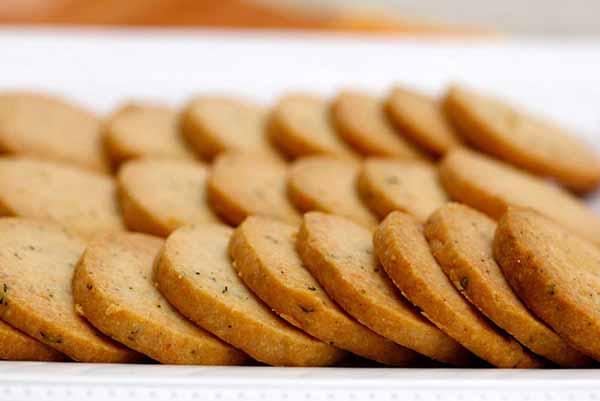 Biscotti al Grana